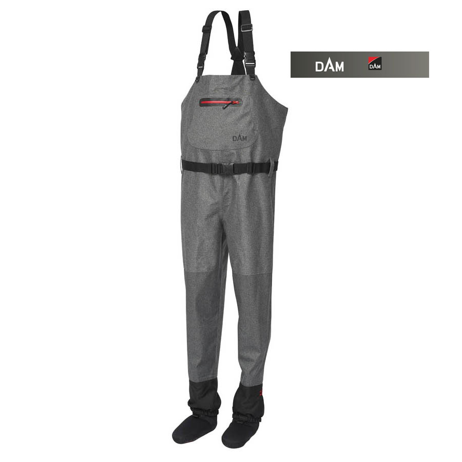 DAM Dryzone breathable chest waders